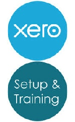Xero accountng software - setup and training